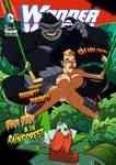 Cover Wonderwoman V1 by FucktoonTV