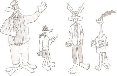 Looney Tunes - Back in Clothes