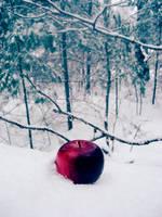Crimson Apple by pinkparis1233