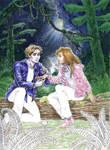 Unfinished Twilight Commission