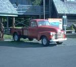 Bella's Truck - Forks, WA