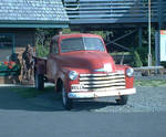 A Close Up of Bella's Truck