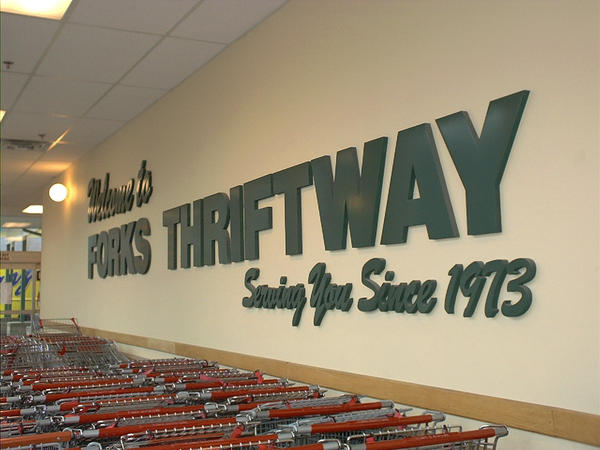 Inside Thriftyway by RC-ForksWA