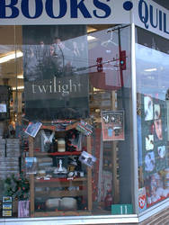 A Forks' Twilight Display