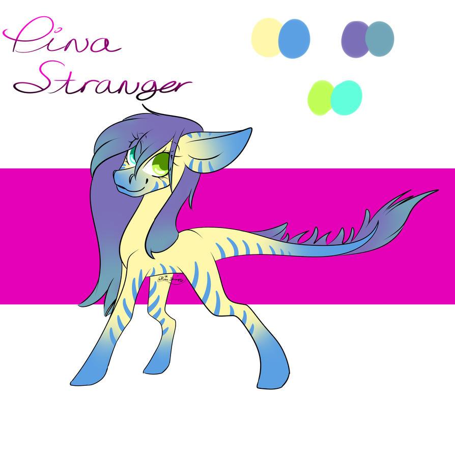 Pina by 0PinaStranger0