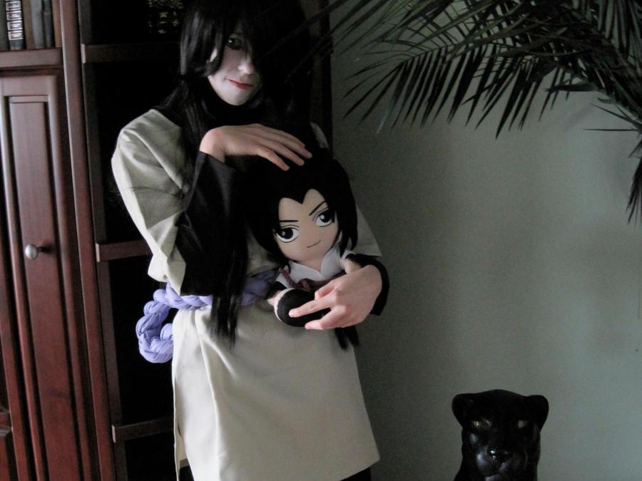 Kukukuku Sasuke-kun by QweXTheXEccentric
