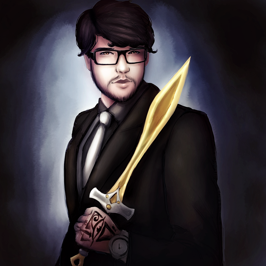SkyDoesMinecraft by DraskiasArt