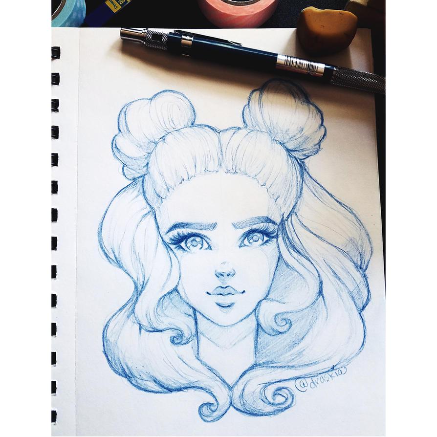 Sketch 418014 by DraskiasArt