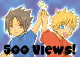 500 Views by Mikay-Chan
