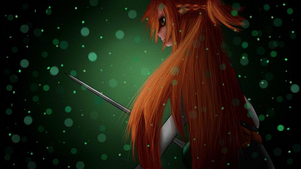 A sword in the darkness by YakumoKurama