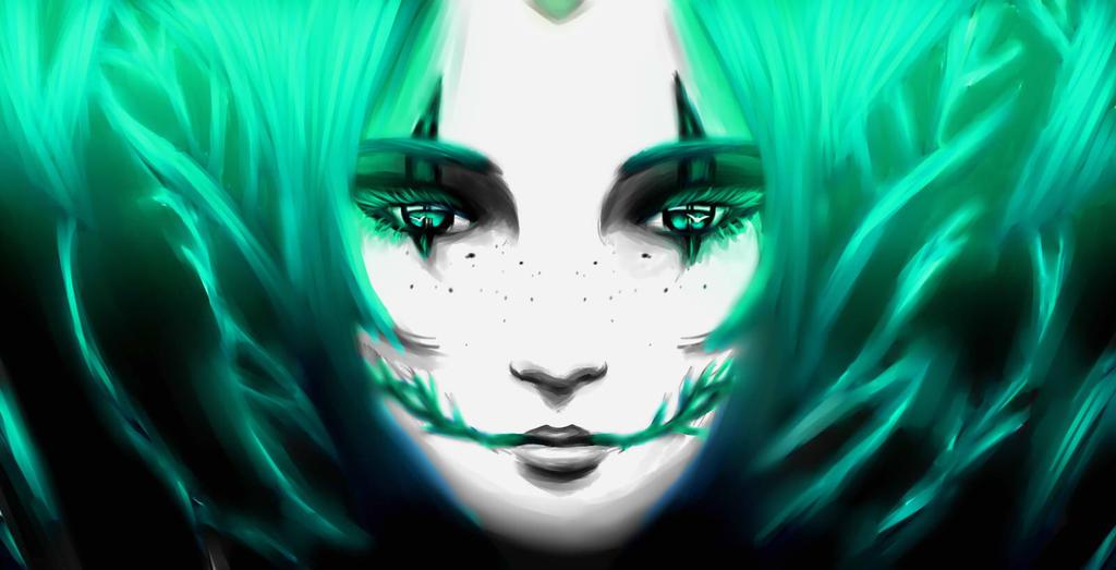 Colour me challenge by ryky by YakumoKurama