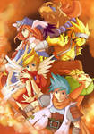 fanart Breath Of Fire 3