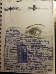 idk, TARDIS and stuffs