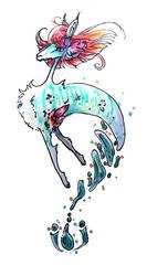[R-001] Raisa + Element of Water