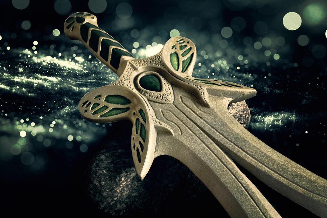 Dota 2 Butterfly Sword Replica Factory New by TodeUshlinkovski