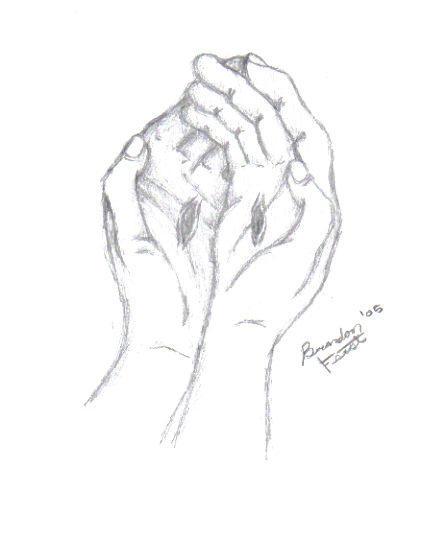 Jesusu0026#39; Hands By BreathingNsequence On DeviantArt