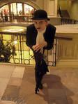 Hercule Poirot Cosplay by Katarina-Mor