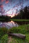 Camp Kirchenwald Sunset 1