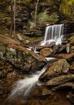 B. Reynolds Falls - Ricketts Glen, PA