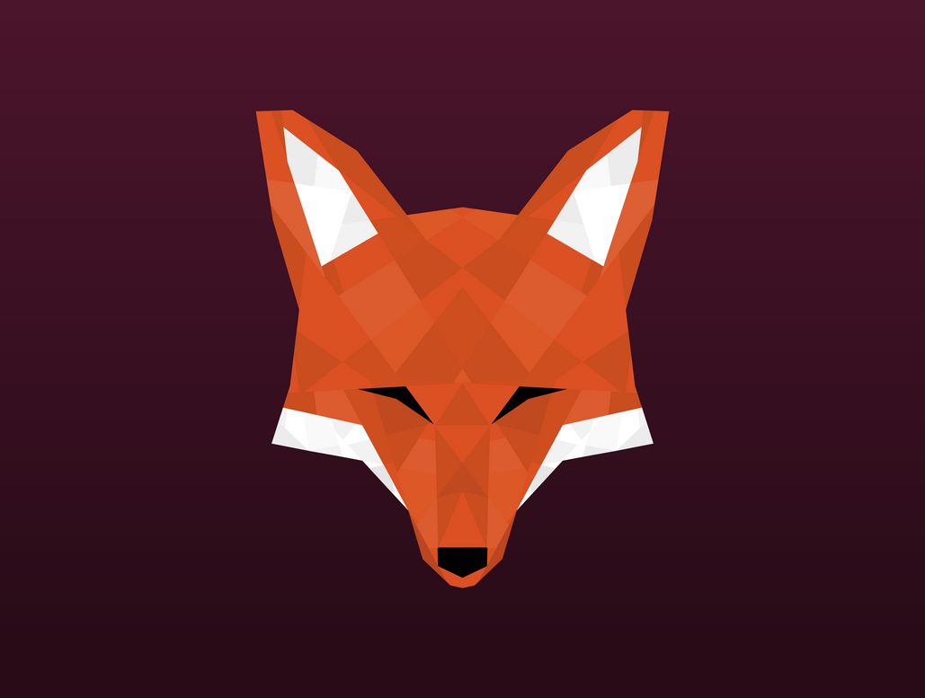 Geometric Fox by SurfingCA