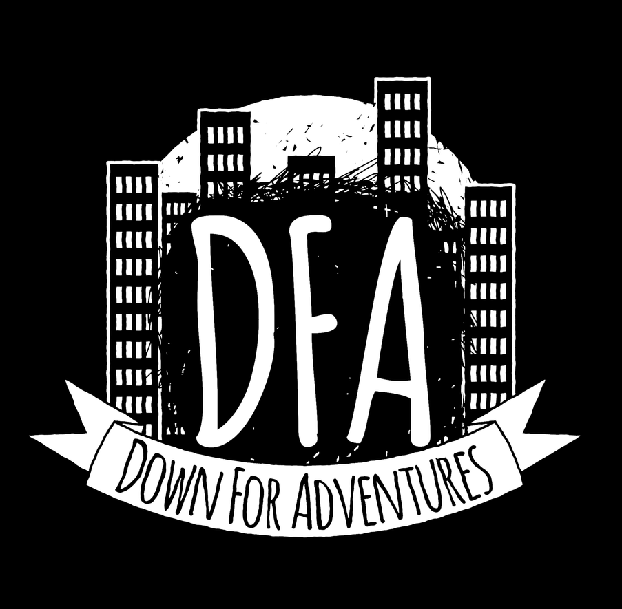 Down For Adventures: City Life by SurfingCA