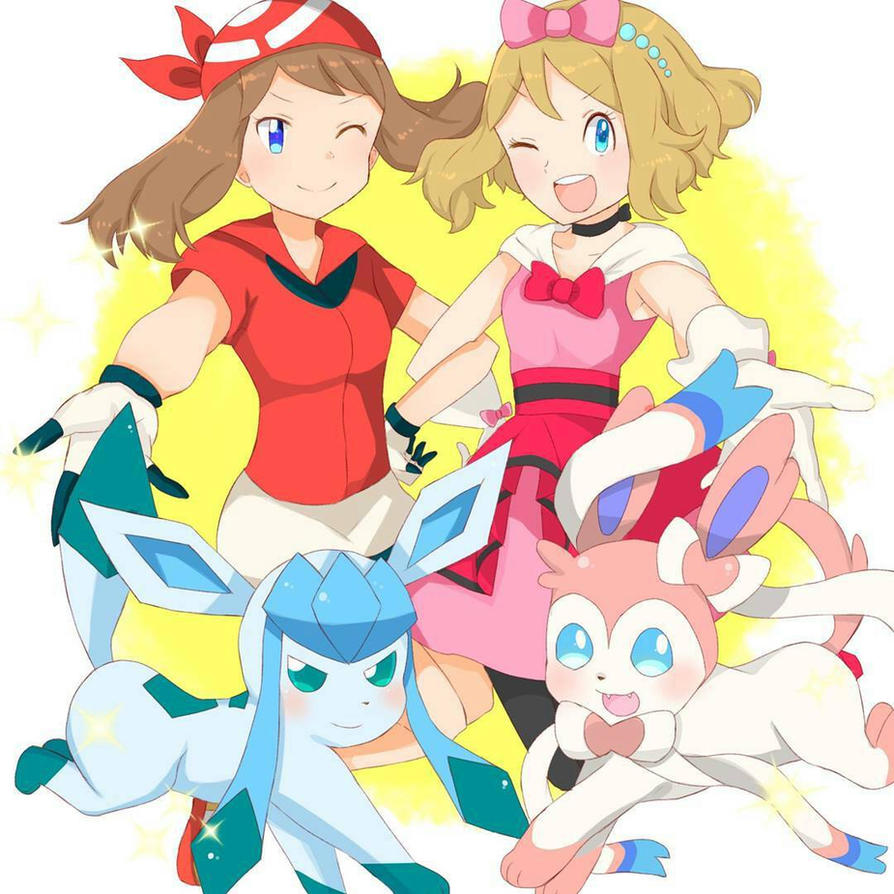 May and Serena by Much...