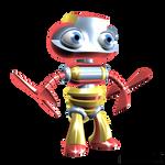 Prop robot toy design