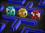 Pac-Man's dilemma