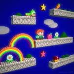 Inside Rainbow Islands