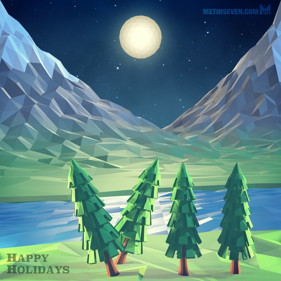 Happy Holidays by m7
