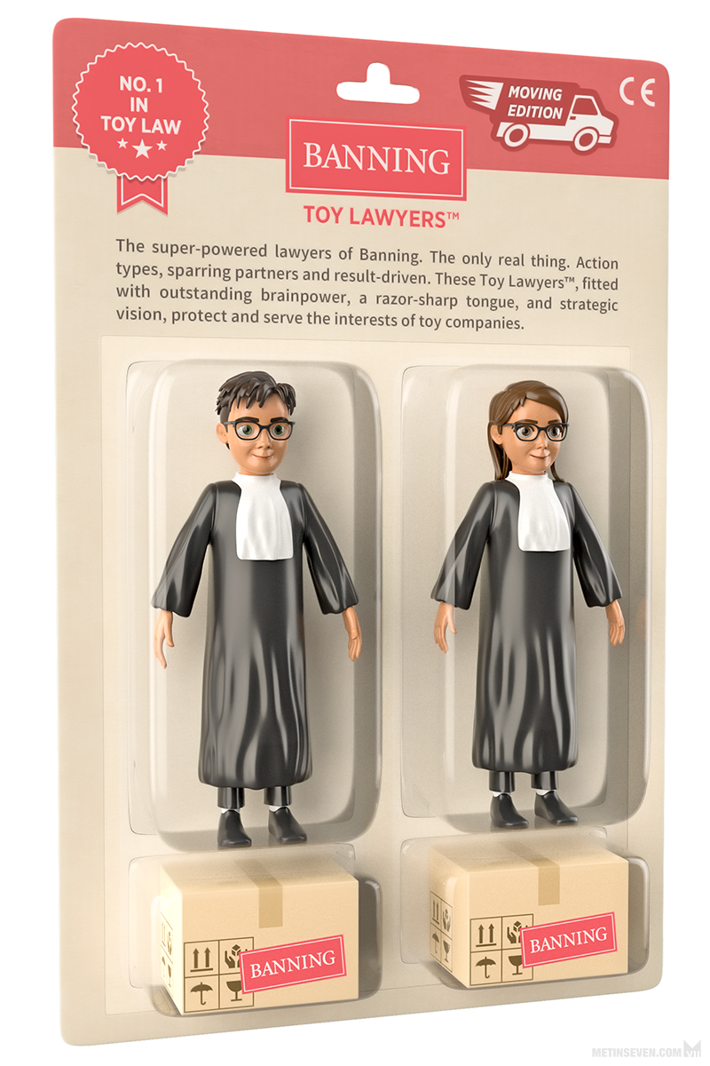 Toy lawyer action figures by m7 on DeviantArt