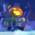 Gonna miss the Halloween party by m7
