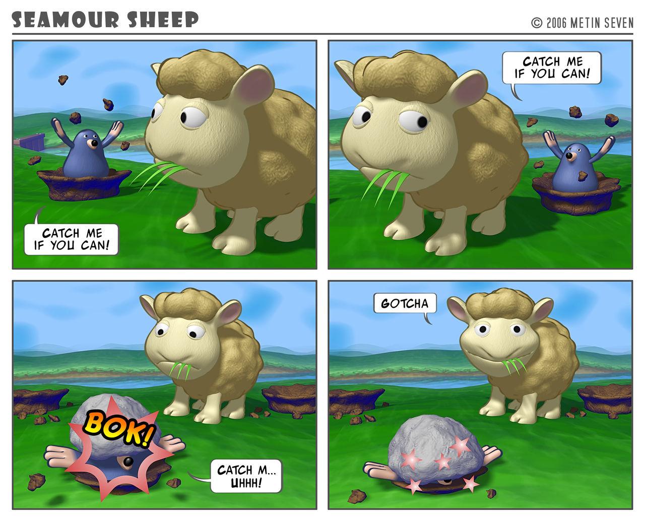 Seamour Sheep gag 0011