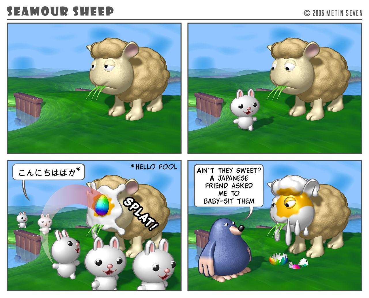 Seamour Sheep gag 0015