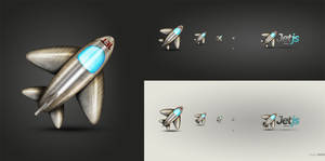 Jet Js Library Icon