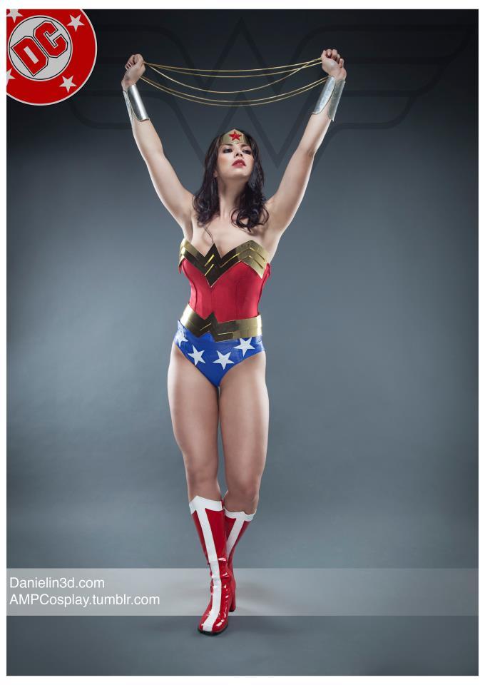 Wonder woman by moshunman