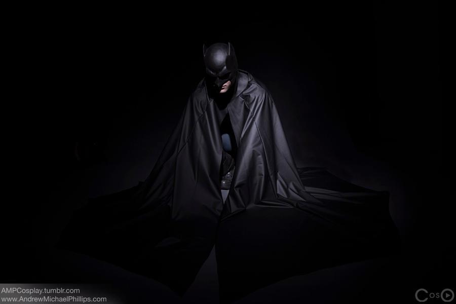 batman portraits 2 by moshunman