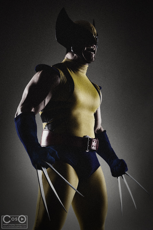 Another Wolverine by moshunman