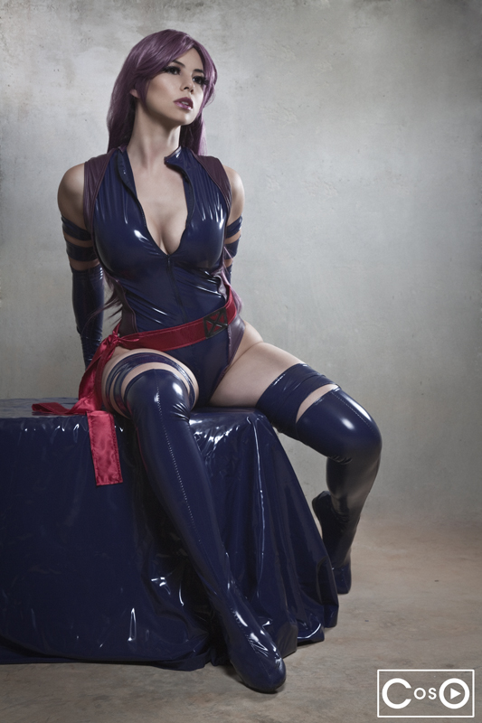 Margie Cox as Psylocke