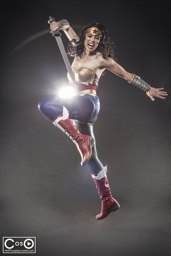 Injustice Wonder Woman 2 by moshunman