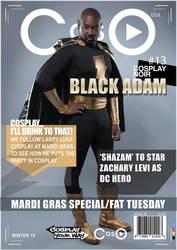 Black Adam by moshunman