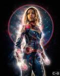 CutiePieSensei Captain Marvel