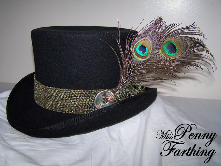 Detachable Steampunk Hat-Band by MissPennyFarthing