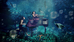 Underwater Concert by AndreaMozer