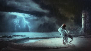 Dance in storm