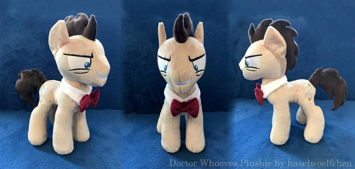 Doc Whooves Plushie