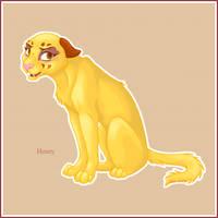 Character sheet - Honey