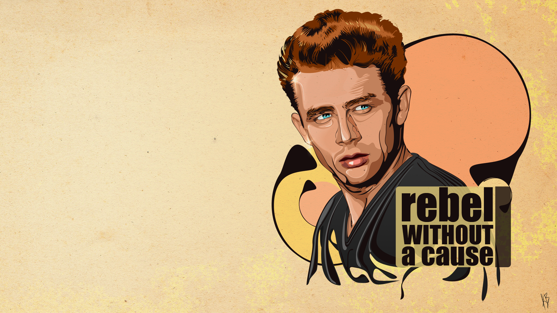 rebel without a cause wallpaper by theplumber702 on deviantart