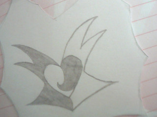 Yin-Yang Heart Tatoo by SpiritImmortal