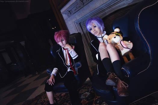 Diabolik Lovers: Sakamaki